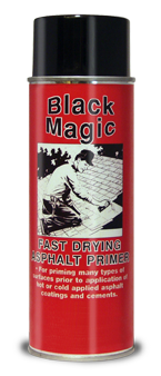 BLACK MAGIC - Fast Drying Asphalt Primerr